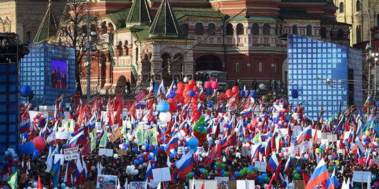 Crimea: un año en el nuevo mapa de Rusia