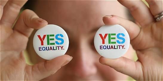 Se cumple en Irlanda el referendo sobre el matrimonio homosexual