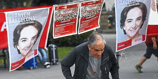 El bipartidismo podría llegar a su fin en España en las municipales