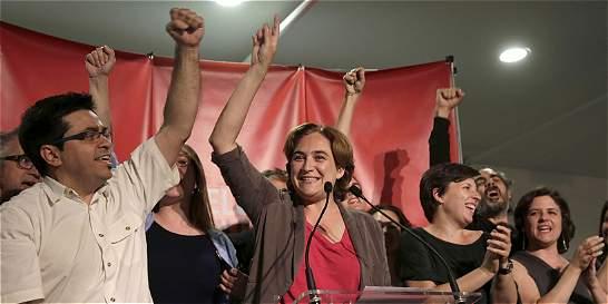 Españoles mandaron mensaje a partidos tradicionales en elecciones