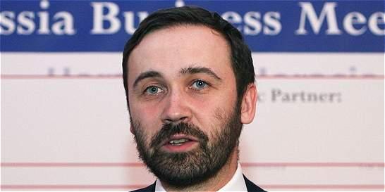 Imputan por corrupción al diputado ruso que no apoyó anexión de Crimea