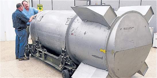 El mundo todavía no logra el desarme nuclear