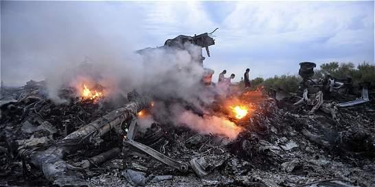 Holanda publicará en semanas informe final de derribo del MH17