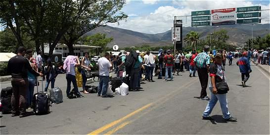 Unión Europea alerta riesgos del cierre de la frontera con Venezuela