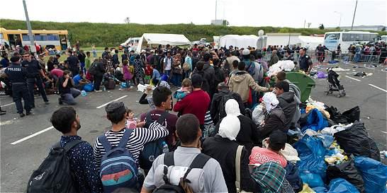 De las migraciones de la antigüedad a la crisis de refugiados actual