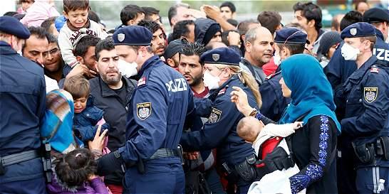 Europa se cierra sin acuerdo para repartir a los refugiados