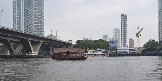 Bangkok se hunde unos diez milímetros al año por erosión del suelo