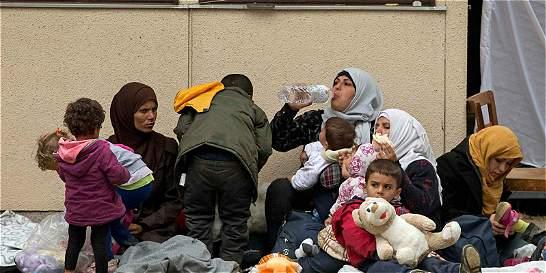 Unión Europea impone reparto de refugiados, pese a oposición