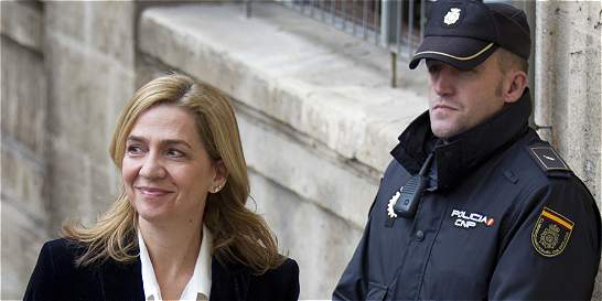 Juicio contra la infanta Cristina comenzará el 11 de enero