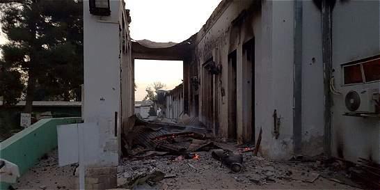 UE pide resultados de la investigación a ataque de hospital en Kunduz