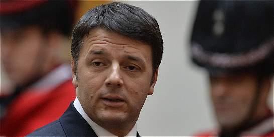 Premier italiano viene a Colombia en primer viaje a Latinoamérica
