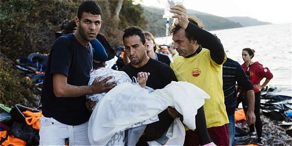 Lesbos, la cara griega del drama de la inmigración