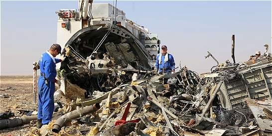 Las hipótesis sobre el avión ruso que se estrelló en Egipto