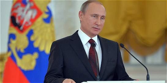 Putin ordena suspender los vuelos rusos a Egipto