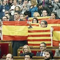 España: Votan continuar proceso secesionista catalán