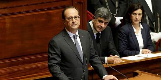 Hollande pide resolución sobre terrorismo a Consejo de Seguridad