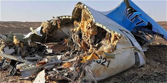 Caída del Airbus ruso en Egipto se trató de un ataque terrorista