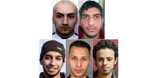 ¿Quiénes son los implicados en los atentados de París?