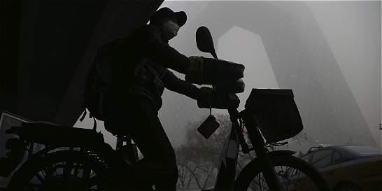Nuevo récord de contaminación del aire en Pekín