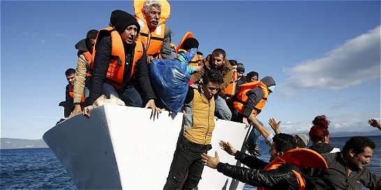 Tres de cada 10 refugiados muertos cruzando el Mediterráneo son niños