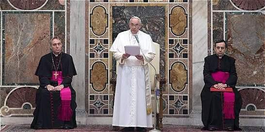 Papa Francisco inaugura el Jubileo 'de la misericordia y perdón'