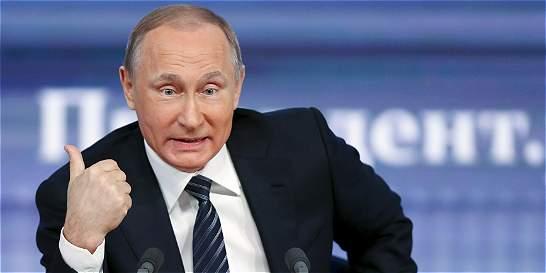Putin pide el Premio Nobel de la Paz para Blatter