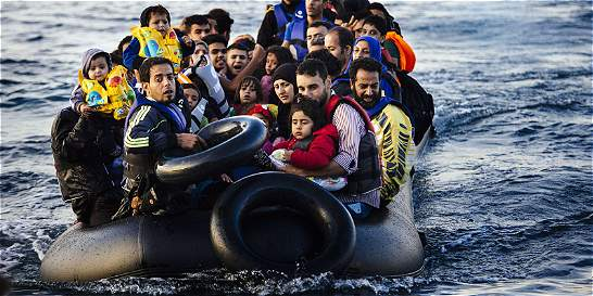 Drama migratorio alcanza un triste récord a nivel mundial