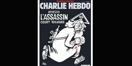 Un año después de los atentados contra el semanario Charlie Hebdo