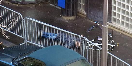 París se inquieta por nuevo atacante en la ciudad