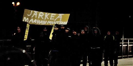 El grupo xenofóbico que persigue inmigrantes en Finlandia