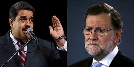 España cita al embajador de Venezuela por palabras de Nicolás Maduro