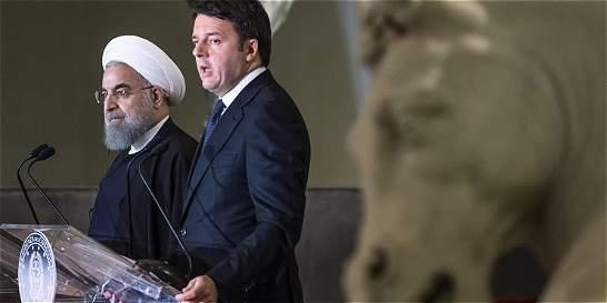 Irán empieza a romper el cascarón con gira del presidente Ruhaní