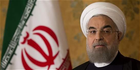 Hasán Rohaní pide que UE y EE. UU. inviertan en el 'potencial' de Irán