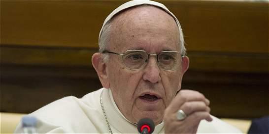 China pide al Papa Francisco actitud 'flexible' para mejorar relación