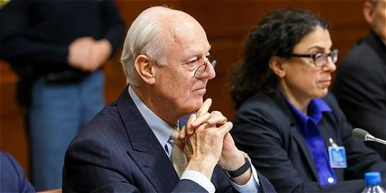 Rusia 'lamenta' suspensión de negociaciones por conflicto en Siria