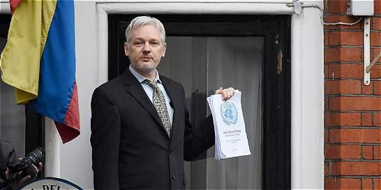 Julian Assange reclama su libertad luego del fallo de la ONU