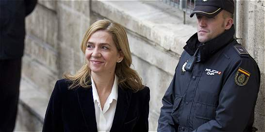 Se reanuda el juicio contra la hermana del rey de España