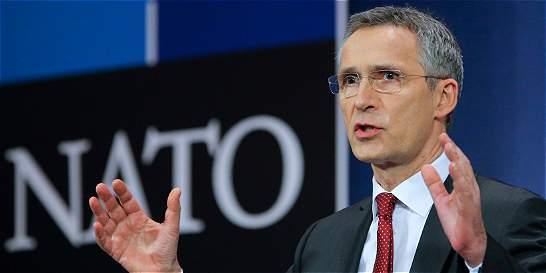 OTAN considera contribuir para solucionar crisis migratoria en Europa