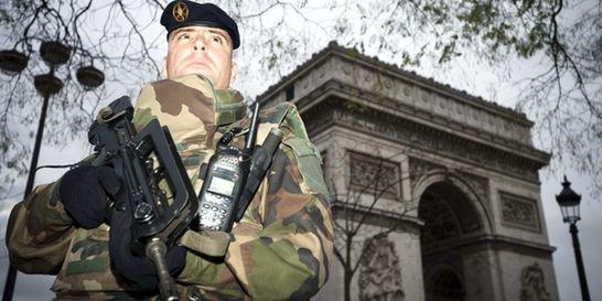 París cumple tres meses de lucha contra el miedo