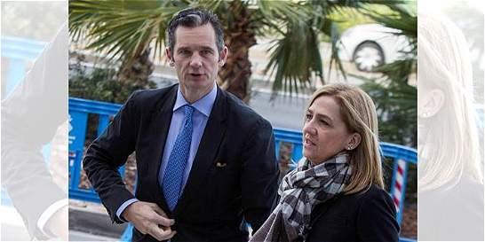 Infanta Cristina y su marido se exculpan mutuamente de corrupción