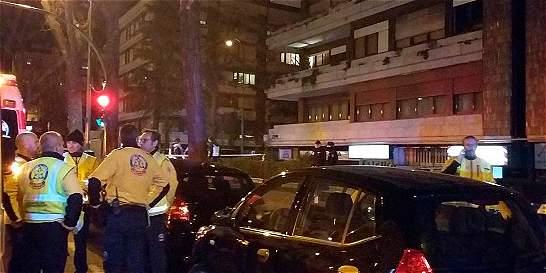 Un colombiano murió durante tiroteo en una peluquería de Madrid