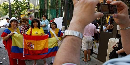 En España hay cada vez más colombianos legales