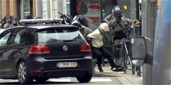 Abdeslam, la pesadilla de los parisinos, cae en Bruselas