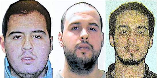 Terroristas de Bélgica eran viejos conocidos de las autoridades