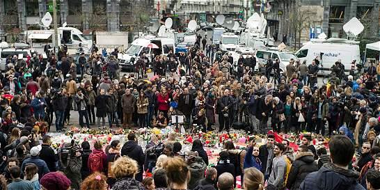 En Bruselas, 'la gente se rebeló contra el miedo'