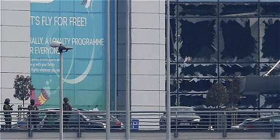 El aeropuerto de Bruselas no reanudará los vuelos antes del martes