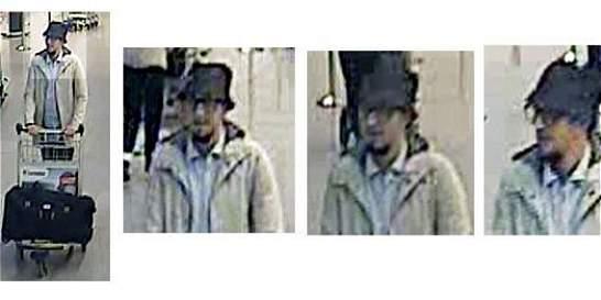 Fiscalía belga confirma captura del llamado el 'hombre del sombrero'