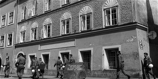 Expropiarán casa natal de Hitler para evitar que sea santuario nazi