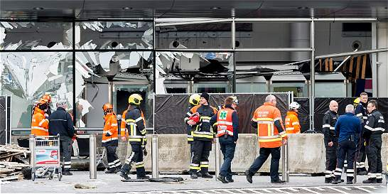 Atacantes de Bruselas planeaban nuevo atentado en Francia: Bélgica