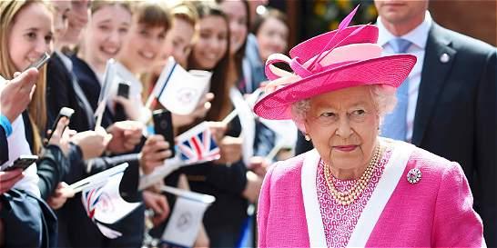La 'metida de pata' de la reina Isabel con China